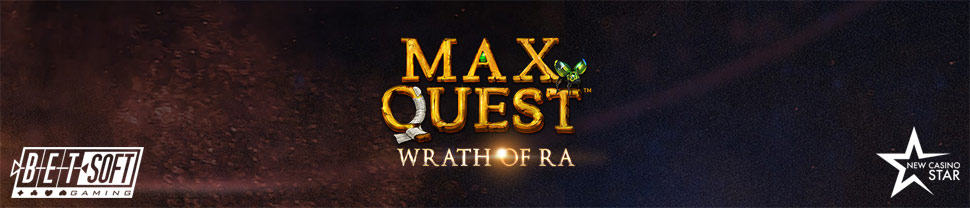 betsoft gaming max quest wrath of ra