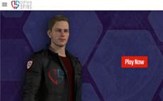 captainspins screenshot