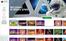 go pro casino screenshot