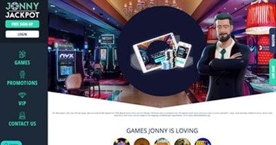 jonny jackpot screenshot