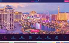 lucky vegas online casino screenshot