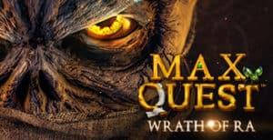 max quest wrath of ra slot